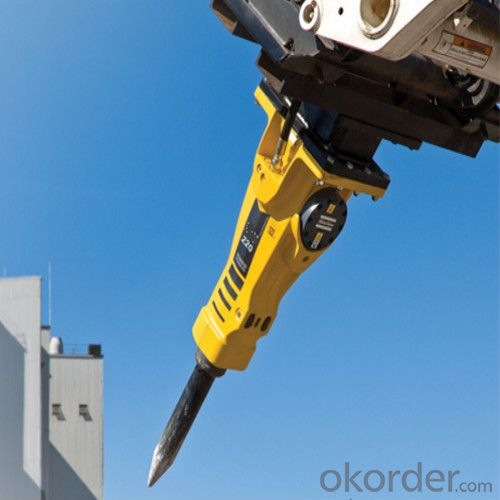 Excavator Mounted Hydraulic Breaker (EDT2000) with Reasonable Price