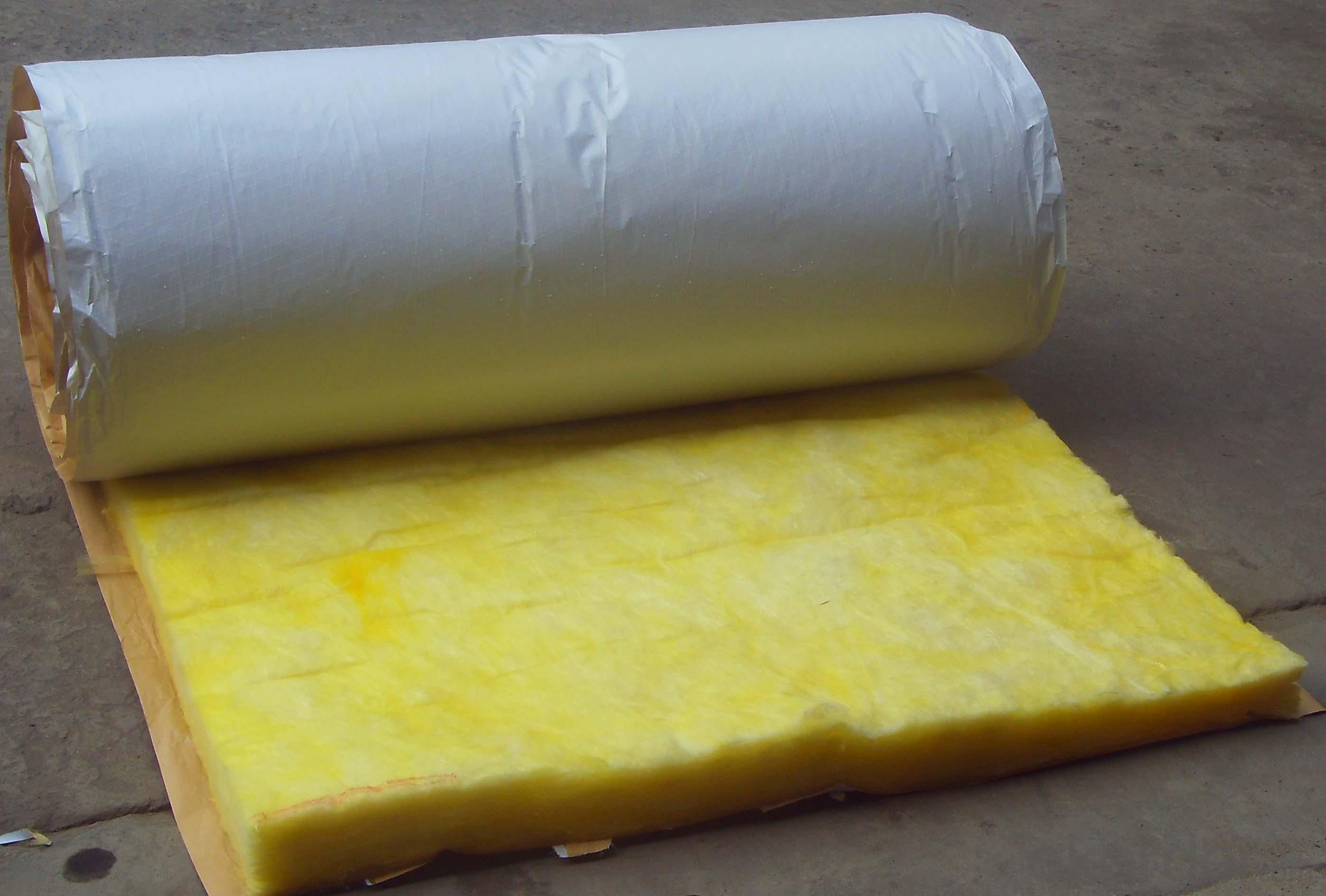 Insulation Glass Wool For Building Wall Isolation