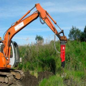 Jack Hammer Chisels Hydraulic Chisel for Demoliation