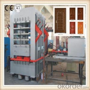 Single-layer and Multilayer Door Press Machine