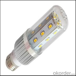 12 Volt Led Lighting TUV CUL UL Bulb Corn E27 E14 6w 9w 27w Ip65 360 Degree