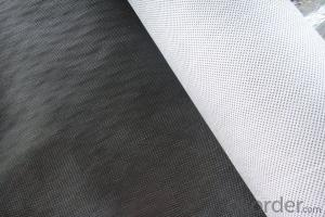 Vapor Barrier Membrane with PE Film and Non-Woven Fabric