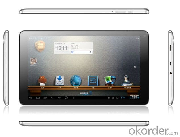 The Cheapest 10.1inch 3G Dual Core Tablet PC RAM+ROM 1G+8GB