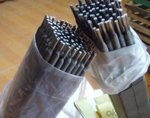 Mild Carton Steel Welding Electrode of Rutile Coating AWS E6013
