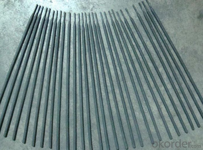 Welding Electrode AWS E6013 4.0x400mm in China