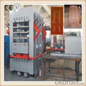 Moulding Door Skin Compressing Machine Made in China