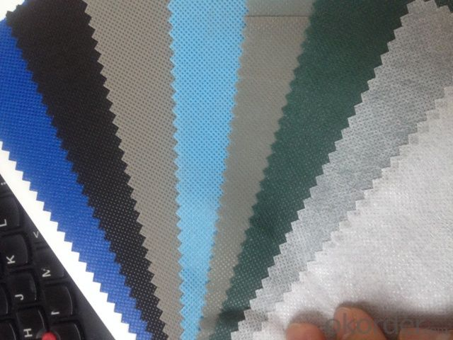 35 gram/ m2 PP Non-Woven Fabric Dark Green