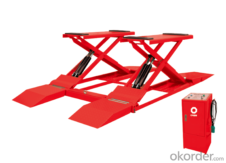 Used Car Scissor Lift For Sale/Car Lift Factory,High Quality Car Lift