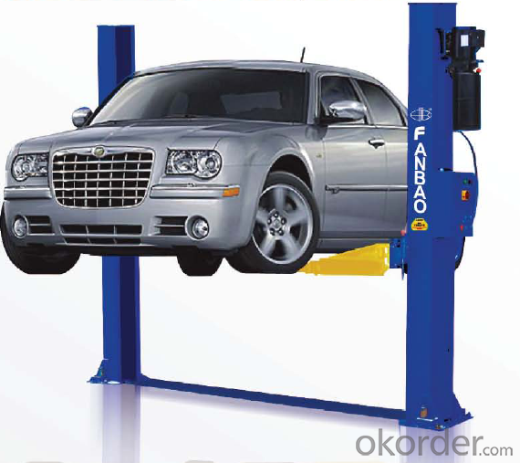 Car Lift Manufature With CE/Automobile Car Lift Repair Equipment