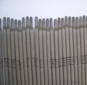 Welding Electrodes for Welding Cast Steel High Chromium Cast Iron
