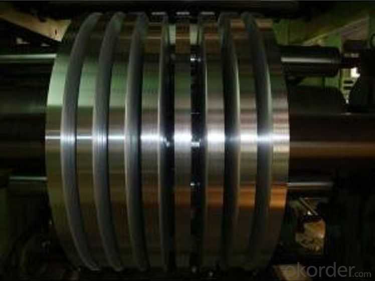 Aluminum Strip for Capacitor Shell China Supplier