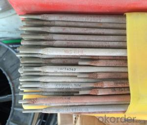 Stainless Steel Mild Steel Welding Electrodes 2.5mm 3.2mm