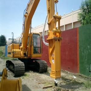 Chisel Trb Hydraulic Breaker for Road-Repairing Diameter