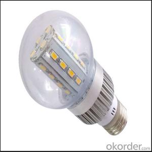 Led Lighting Strips TUV CUL UL Bulb Corn E27 E14 6w 9w 27w Ip65 360 Degree