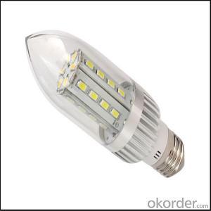 Led Light Emitting Diode TUV CUL UL Bulb Corn E27 E14 6w 9w 27w Ip65 360 Degree