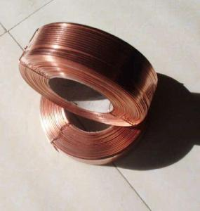 Copper Clad Aluminum Flat Wire
