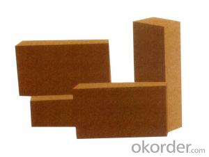 High Quality Industrial Furnace Used High Chrome Refractory Brick