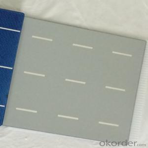 Poly Solar Cells 156*156mm B Grade Low Price