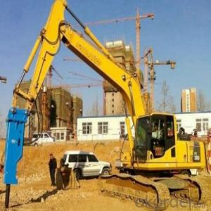 Excavator Rock Hammer / Hydraulic Breaker for Quarry