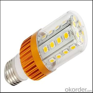 Marine Led Lights TUV CUL UL Bulb Corn E27 E14 6w 9w 27w Ip65 360 Degree