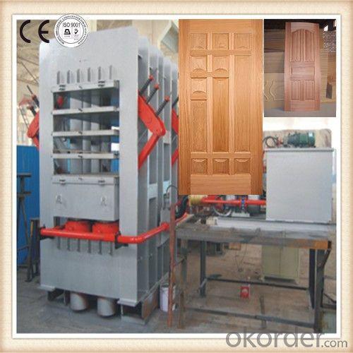Door Pressing Equipment of Multi-layer Pressing
