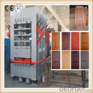 Single-side and Double-side Wood Door Face Veneer Equipment