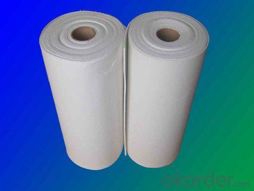 Refractory Material of 1400C High Temperature Ceramic Paper