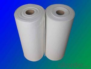 Refractory Material of 1400C High Temperature Ceramic Paper