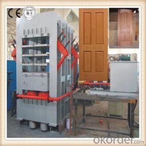 Woodworking Machine Panel Single-layer and Multilayer Door Press Machine