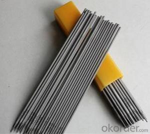 Stainless Steel Mild Steel Welding Electrodes for Welding Cast Steel