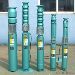 QJ Series Deep Well Submersible Electric Pump