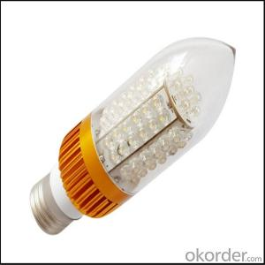 Solar Led Light TUV CUL UL Bulb Corn E27 E14 6w 9w 27w Ip65 360 Degree