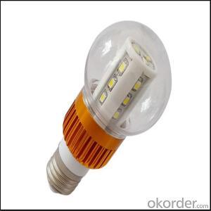 Battery Led Lights TUV CUL UL Bulb Corn E27 E14 6w 9w 27w Ip65 360 Degree
