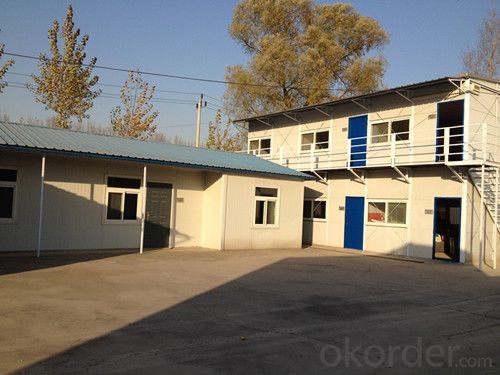 Cheap and Good Quality Sandwich Panel House from China