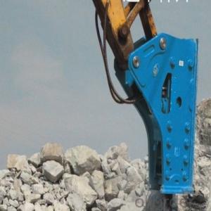 Excavator Mounted Hydraulic Breaker with Good Qualtiy