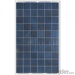 Poly 250W Solar Panel CE/IEC/TUV/UL Certificate