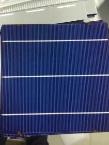 Mono Solar Panel with CNBM Brand Hot Sale