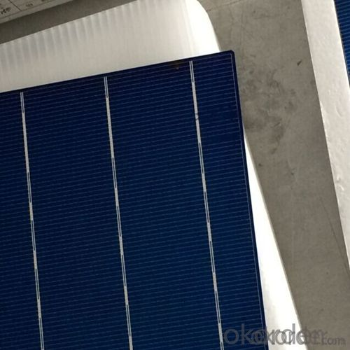 Solar Cells  Not Broken with Low Price and Gigh EFF