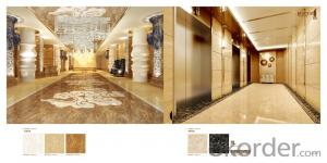 Full Polished Glazed Porcelain Tile CMAXRI001