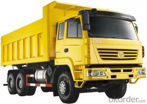 Dumper Truck Genlyon 8X4 380HP