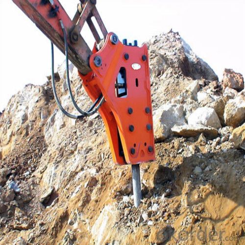 Trb680 Hydraulic Concrete Breaker from China