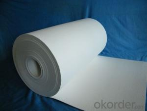 High Pure Soundproof Insulation Heat Resitant Ceramic Fiber Paper