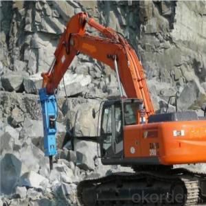 Hb 1550 Exvacator Mounted Rock Chisel Safe
