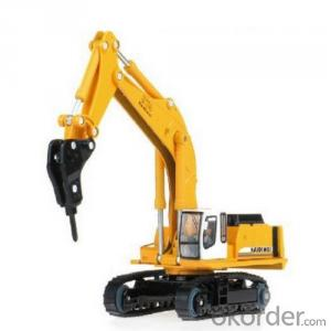 Excavator Rock Hammer / Hydraulic Breaker for Demolition