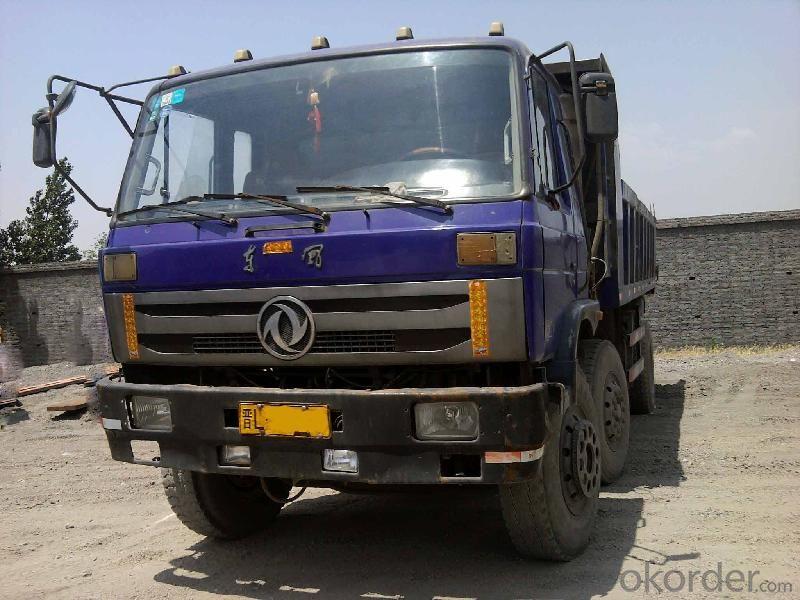 Tipper Truck, Dump Truck (QDT3310CZ74) (Strenthened type)