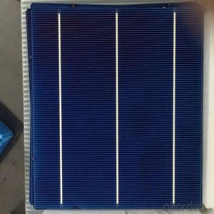 A Garde Solar Cell Poly 156mm*156mm Good Quality