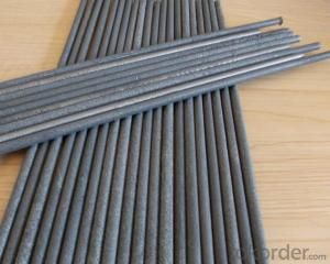 Welding Electrodes for Welding Cast Steel High Chromium Cast Iron