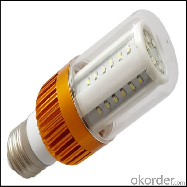 High Intensity Led Lights TUV CUL UL Bulb Corn E27 E14 6w 9w 27w Ip65 360 Degree