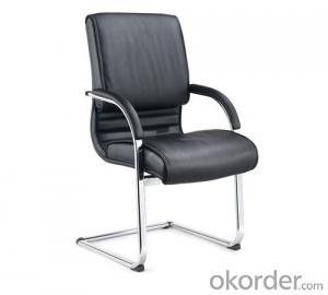 Comfortable PU Swivel Manager Furniture Chair