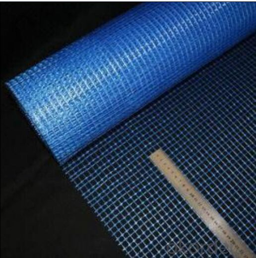 Fiber Glass Mesh, 135 Gram/m2, Blue Colour, High Tensile Strength